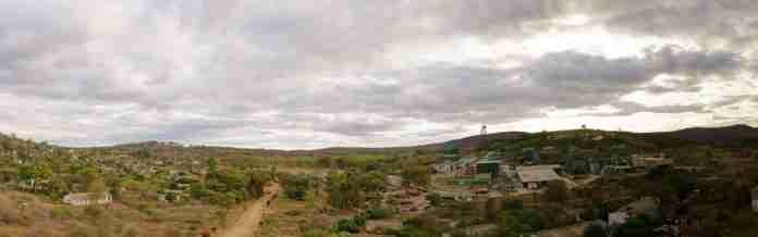 Caledonia Mine Zimbabwe