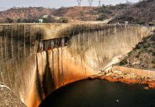 Kariba dam power supply