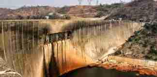 Kariba dam power supply