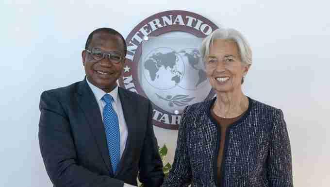 Zimbabwe IMF
