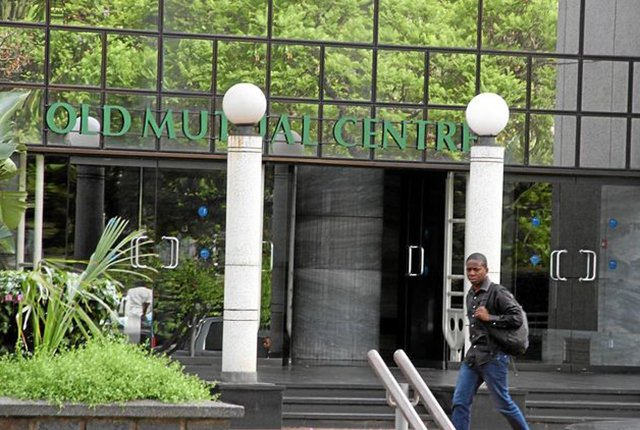 Old Mutual results show impact of Zimbabwe's currency reforms