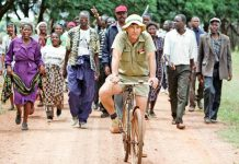 Zimbabwe white farmers compensation land reform