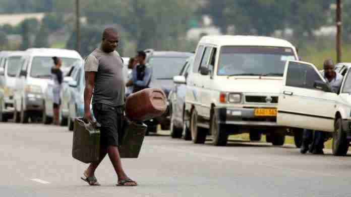 Zimbabwe fuel