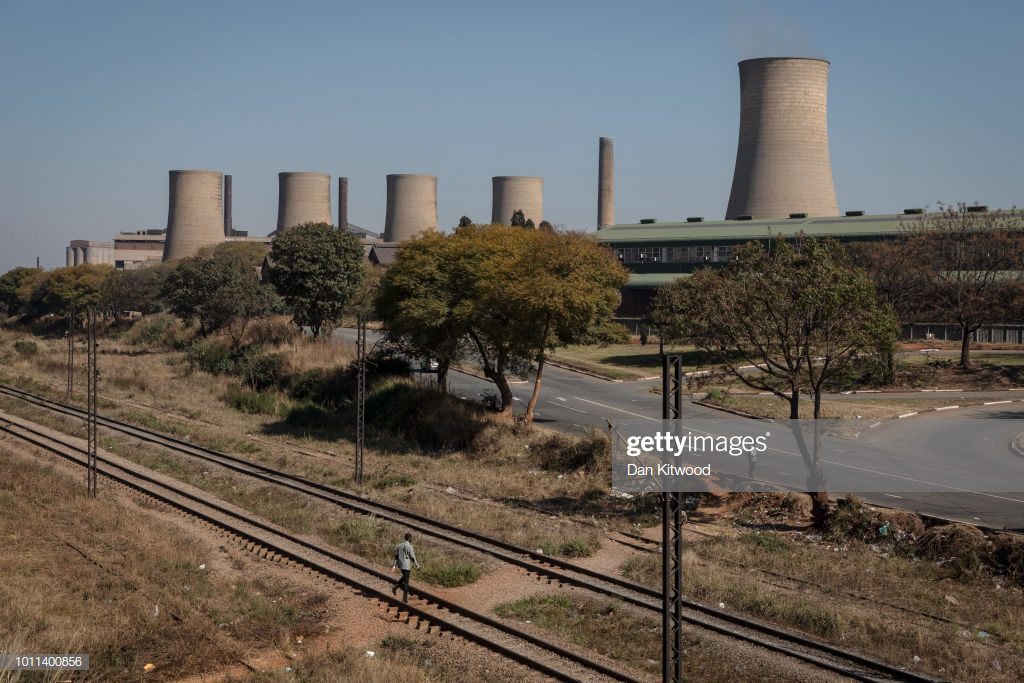 Harare power station Zimbabwe crisis