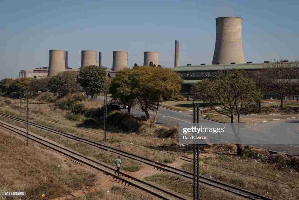 Harare power station Zimbabwe crisis