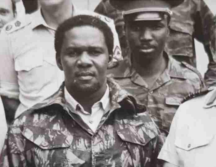 Dumiso Dabengwa