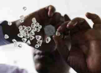 Zimbabwe diamonds