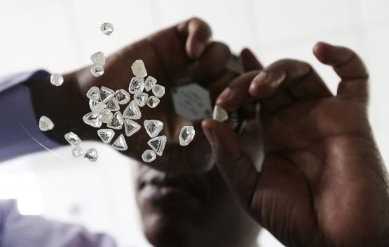 Zimbabwe diamonds