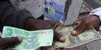 currency Zimbabwe