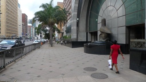 Zimbabwe central bank