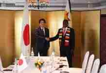 Zimbabwe Japan