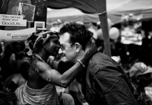 Bono Africa media