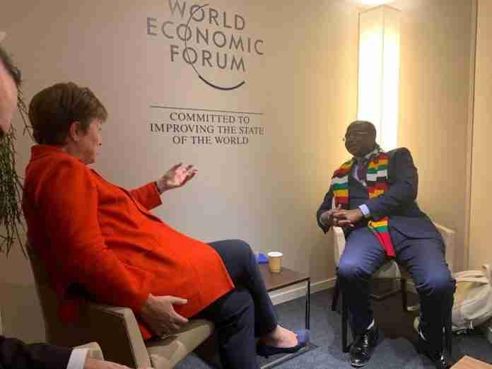 IMF Zimbabwe drought
