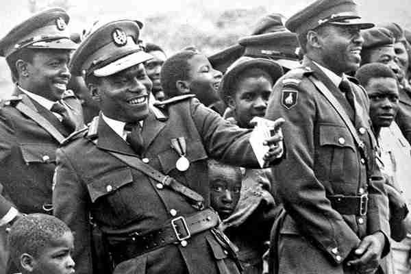 Zimbabwe Solomon Mujuru Blessing-Miles Tendi Zimbabwe
